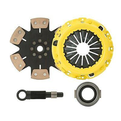 CLUTCHXPERTS STAGE 5 HEAVY DUTY CLUTCH KIT fits 1998-1999 FRONTIER 2.4L 4CYL