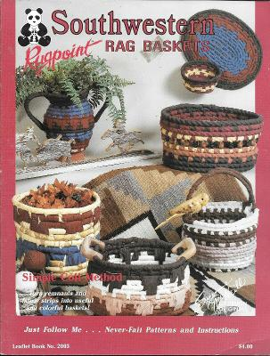 Rugpoint - Southwest Rag Baskets - Simple Coil Method