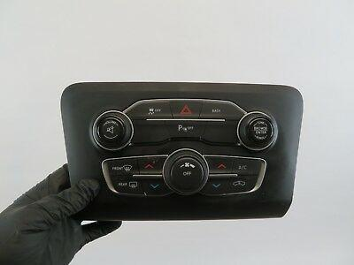 #7422A CHARGER 15 16 17 2017 OEM DASH TEMP AC HEAT AIR CLIMATE CONTROL SWITCH