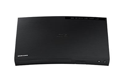 Samsung BD-J5100 Curved Blu-ray Player (2015 Model)No Remote