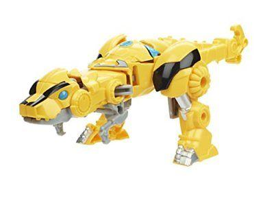 Playskool Heroes Transformers Rescue Bots Roar and Rescue Bumblebee Figure