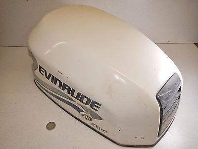 99 OMC EVINRUDE 115HP FICHT ENGINE MOTOR CRANKCASE TOP LID COVER #1