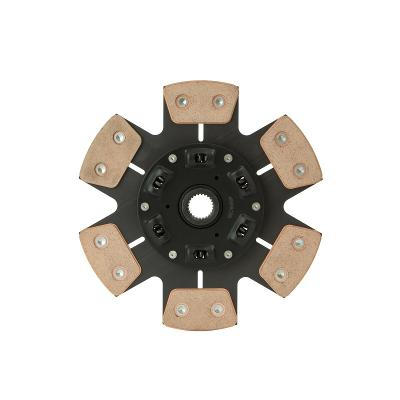CLUTCHXPERTS STAGE 3 RACE CLUTCH FRICTION DISC Fits 09-2012 TOYOTA COROLLA 2.4L