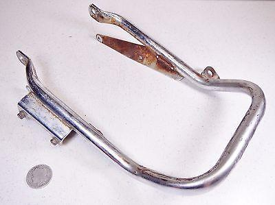 85 HONDA TRX125 FOURTRAX REAR GRAB BAR HANDLE BRACKET