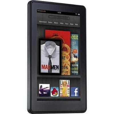 Amazon 1st Generation Kindle Tablet with 8GB Memory 7"