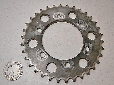 80 YAMAHA XS650 SG SPECIAL XS650SG REAR DRIVE SPROCKET 34T