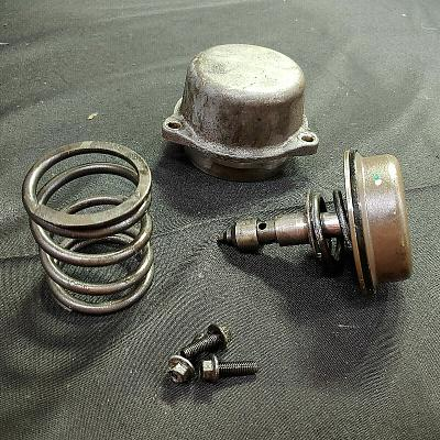 2001 Monte Carlo Automatic Transmission Servo Pump and Spring Assembly