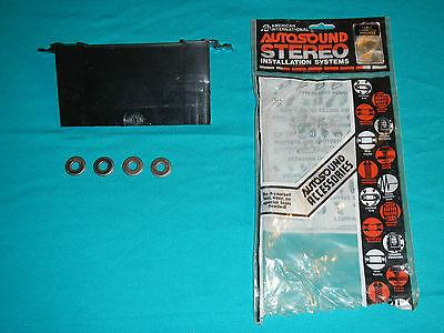 1985-1987 JEEP CHEROKEE COMANCHE AUTOSOUND STEREO INSTALLATION SYSTEM