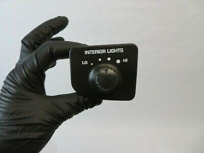 #5846U SATURN S SERIES 96 97 98 99 POWER ON OFF LIGHT LAMP DIMMER CONTROL SWITCH