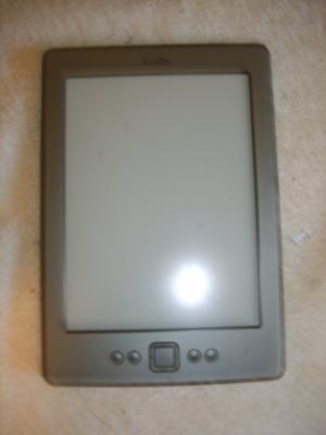"Kindle, 6"" E Ink Display, Wi-Fi - (Previous Generation) D01100(Gray)"