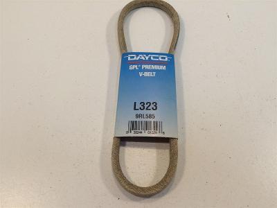 Dayco L323 GPL Premium V-Belt 9RL585 Gates 6723 38x230