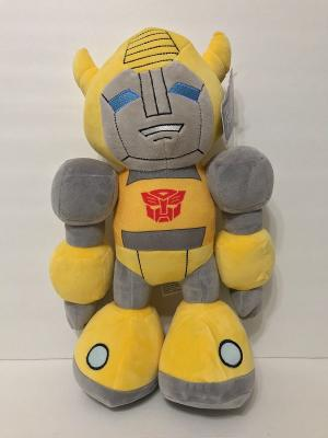 "Universal Studios Exclusive Transformers The Ride 3-D 16"" Bumblebee Plush New"