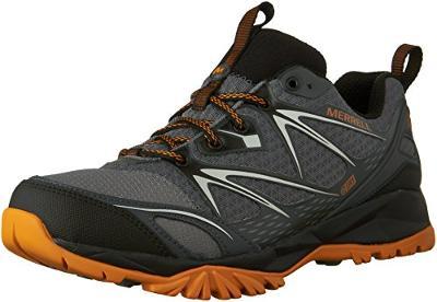 Merrell Men S Capra Bolt Waterproof Hiking Shoe