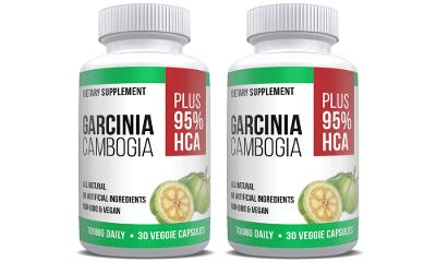 Garcinia Extract with 95% HCA Weight Loss - 2 Month Supply