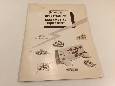 Vintage Electrical Operation of Earthmoving Equipment G-1145-1054 Rev 1