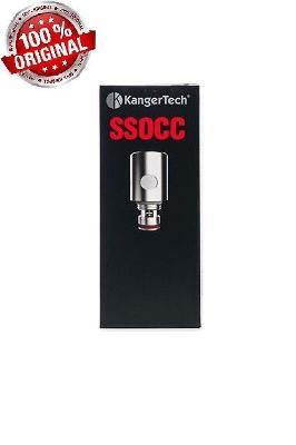 100% Original Kanger SSOCC 0.5 Ohm REPLACEMENT 5 Pcs / Pack US Seller
