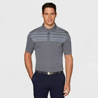 Jack Nicklaus Polo Shirt in Grey Size S Small, Men's, NWT