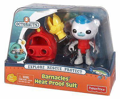Octonauts - Barnacles' Heat Proof Suit - Disney Jr. - FREE SHIP