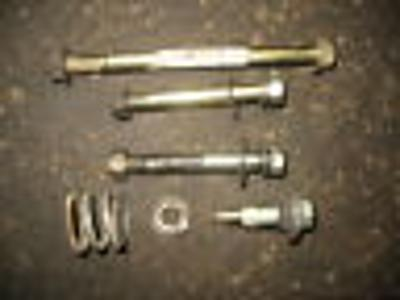 80 YAMAHA LC50 CHAMP LC 50 MOTOR MOUNT BOLT SET