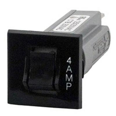 Bunn 27181.0001 Re-Set 4 Amp Circuit Breaker