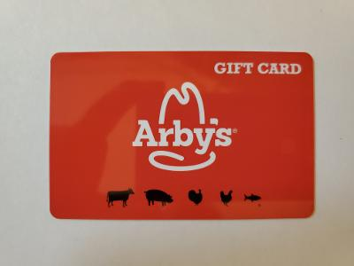 Arby's Gift Card $50 Value