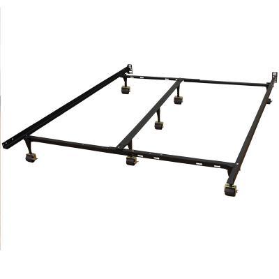 Adjustable Bed Frames California King Queen Full Twin XL Sizes Heavy-duty Metal