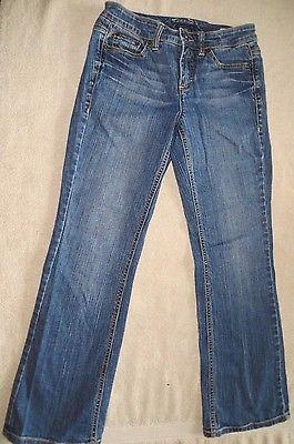Tommy Hilfiger American Hope Classic Rise Bootcut Jeans Size 2