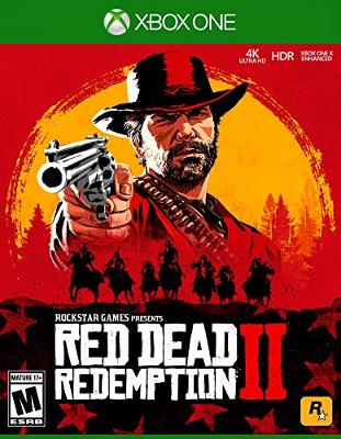Red Dead Redemption 2 XBOX ONE (NO CODE) (DIGITAL DOWNLOAD) GLOBAL