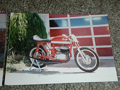 OLD VINTAGE MOTORCYCLE PICTURE PHOTOGRAPH BULTACO BIKE #2