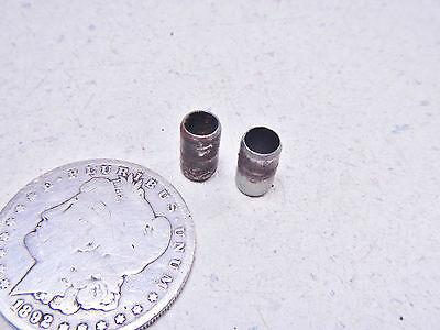 77 HONDA XR75 RIGHT SIDE CLUTCH COVER DOWEL GUIDE PINS