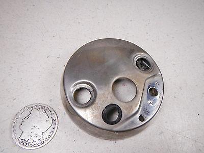 75 HONDA XL250 TACHOMETER TACH RPM GAUGE MOUNTING CUP RIGHT SIDE