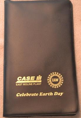 Pocket Atlas Case IH Earth Day Promotional Advertising