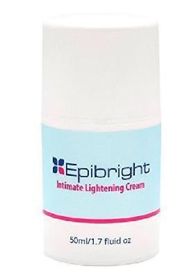 Epibright Intimate Lightening Cream Safe for Sensitive Areas, NEW