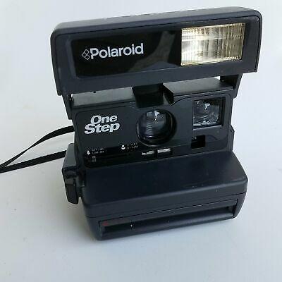 Polaroid One Step 600 Instant Film Camera