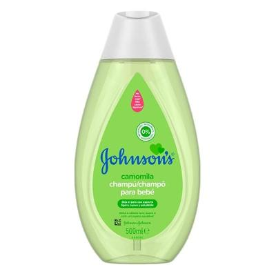 Children's Shampoo Baby Camomila Johnson's (500 ml)
