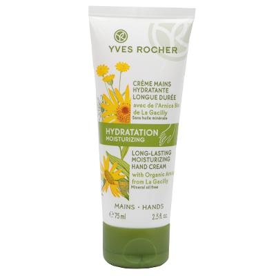 YVES ROCHER Long-lasting Moisturizing Hand Cream