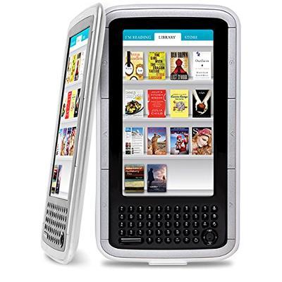 Shift3 LookBook 1636372 Ereader - 512 MB Storage - 7-inch LCD Display