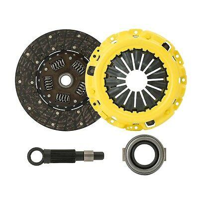 CLUTCHXPERTS STAGE 2 CLUTCH KIT 90-91 ACURA INTEGRA RS LS GS 1.8L S1 Y1 CABLE
