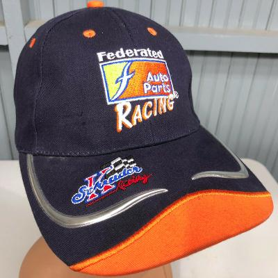 Federated Racing Auto Parts Adjustable Baseball Hat Cap