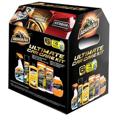 Armor All Ultimate Car Care Kit