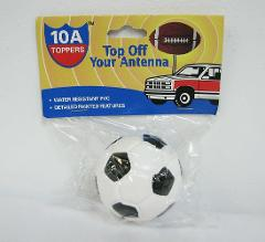 Soccer Ball Antenna Topper Sports New Accessory Find Your Car ...