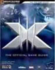 X-Men 3 Official Strategy Guide Book (BrandyGames)