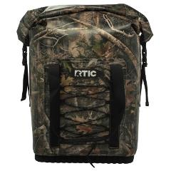 RTIC Back Pack Cooler, Kanati Camo NEW camping backpack 40 can...