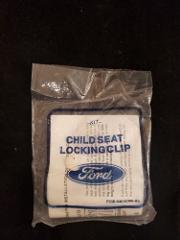 Ford Child Seat Locking Clip Kit OEM New Factory Sealed F03B-5...