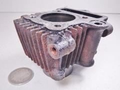 82 HONDA C70 C 70 PASSPORT STD CYLINDER PISTON JUG