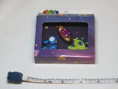 jibbitz Outer Space 3 pack shoe charm crocs shoe accessory AA-...