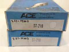 Ace Electric ST-216 Field Coil J&N 261-14006 Ford Pinto 4