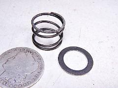 82 HONDA CB750SC CB750 NIGHTHAWK 750 OIL FILTER CLEANER ELEMEN...