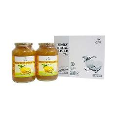 Balance Grow Honey Citron and Ginger Tea 35.27 oz 2-count Fast...