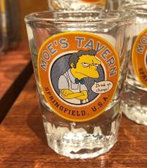 Universal Studios Exclusive The Simpson Moe's Tavern Drink Up ...